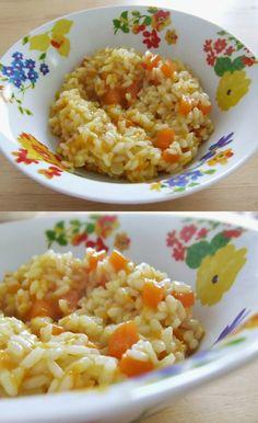 Dýňové rizoto recept Risotto, Menu, Pumpkin, Healthy Recipes, Fruit, Vegetables, Ethnic Recipes, Food, Recipes