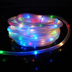 ZINUO Solar LED String Lights Christmas Decor For Garden fence