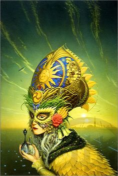 Michael Whelan:  Summer Queen