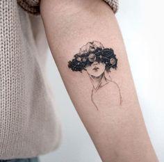 Bts Tattoos, Line Art Tattoos, Mini Tattoos, Body Art Tattoos, Sleeve Tattoos, Tatoos, Modern Tattoos, Simplistic Tattoos, Unique Tattoos
