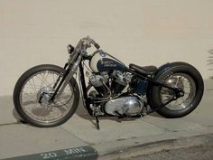World's Best Harley-Davidson Custom Motorcycles - Custom Motorcycles & Classic Motorcycles - BikeGlam Sportster Chopper, Harley Bobber, Harley Davidson Chopper, Bobber Chopper, Harley Davidson Motorcycles, Ironhead Sportster, Custom Sportster, Custom Bobber, Vintage Motorcycles