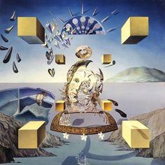 """surrealistaa: """"Galatea in Formazzione """" Dalí"""