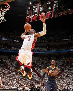 Dwyane Wade, Miami Heat, Semifinals Game 2, 5/15/2012