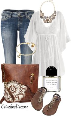 """Untitled #487"" by crinolinedream on Polyvore"