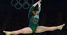 La gimnasta Alexa Moreno ha estado en el centro de las criticas y de las burlas en las redes sociales por su peso, tras competir el domingo en Río 2016. Algo que ha incomodado a la propia gimnasta y a otros deportistas. Gabriela Bayardo cuestionó el actuar de los internautas y defendió a su compañer