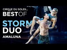 Storm Duo Act from Amaluna | Best of Cirque du Soleil - YouTube