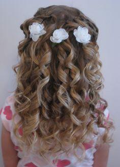 imagenes de peinados faciles y rapidos para niña