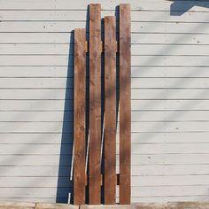 ウォールフェンス ランダム -ブラウン-   立て掛けフェンス (ガーデンフェンス 手作り ウッドフェンス 庭 トレリス 仕切り 木製 格子 オーダー)