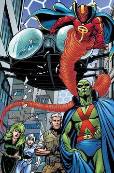 Divulgadas mais minisséries da saga Convergence, da DC Comics - UNIVERSO HQ