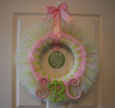 cute for a little girls bedroom door