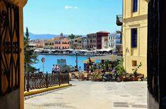 Chania, Crete (xania, kphth)