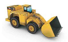 Constructicon: Scrapper Papercraft | Papercraft Paradise | PaperCrafts | Paper Models | Card Models