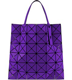 BAO BAO ISSEY MIYAKE Lucent prism shopper bag