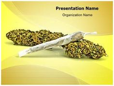 Cannabis Powerpoint Template is one of the best PowerPoint templates by…