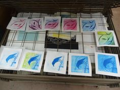 collagraphs....spotted in the studio