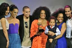 diana ross children and grandchildren | Grammy Lifetime Achievement Award !!