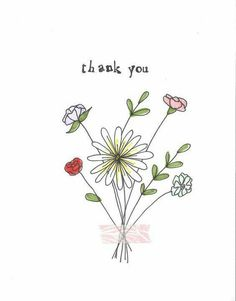 Note Cards, Thank You Cards, Mothers Day Drawings, Card Drawing, Mothers Day Cards, Watercolor Cards, Custom Cards, Flower Cards, Blank Cards