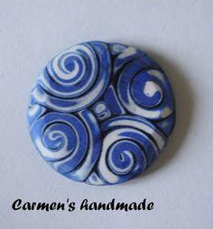 Polymer Clay Romania: Tutorial - Filigree Mokume Gane (intermediate)