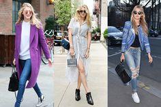Gigi Hadid Personal Style Evolution