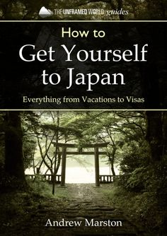 How to move to Japan, how to travel to Japan, how to learn Japanese, etc…