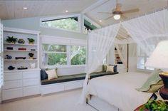 Trans-Pacific Design - tropical - Bedroom - Hawaii - Trans-Pacific Design / Susan J. Moss, ASID