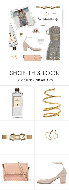 """Homecoming Style"" by cultofsharon ❤ liked on Polyvore featuring Serge Lutens, Chanel, Marni, Loquet, Valentino, Maison Margiela and vintage"