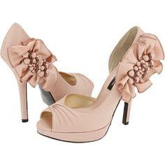 bridesmaid shoes or bride's wedding shoes