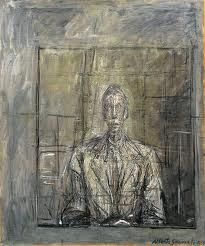 Alberto Giacometti - Portrait of Peter Watson