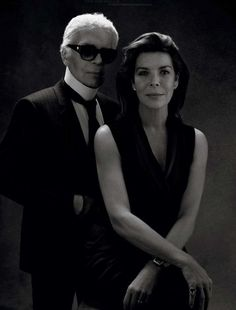 A look back to Princess Caroline of Monaco and Karl Lagerfeld's unique lifelong friendship. You can enter my instastories for more… Andrea Casiraghi, Charlotte Casiraghi, Princess Grace Kelly, Princess Alexandra, Princess Stephanie, Karl Lagerfeld, Robert Mapplethorpe, Beatrice Borromeo, Annie Leibovitz