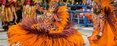 The Carnival is celebrated in Brazil every year, 46 days before the Easter festival. Carnival is derived from the word carnelevare, wich literally translates to removal of meat. The roots of the festival are believed to be in the tradition of Roman Catholics when they abstained from meat and alcohol on certain days as a method to drive away bad things from their life.
