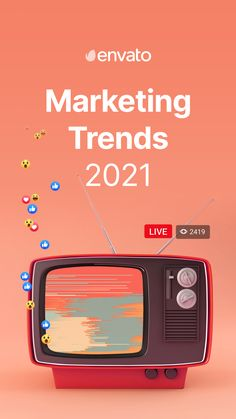 From social commerce to brand activism, we're predicting the trends that will dominate the marketing world this coming year. Ready to stay ahead of the game?