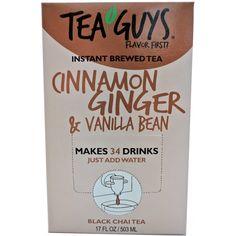 Tea Guys Cinnamon Ginger & Vanilla Bean Concentrate