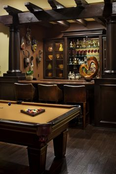 02/08/16:  Men's Den, Man Cave... Or just a great Play room!