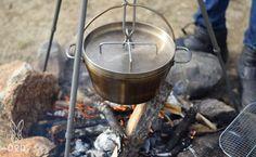 秋キャンプにおすすめ!かまどで焚き火料理を作る魅力