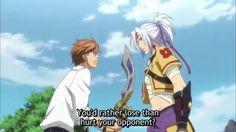 Arata Kangatari episode 7 Arata and Kannagi dealing again!!