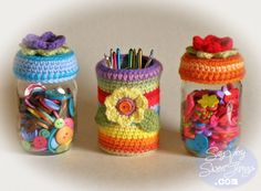 Can cover and jar toppers
