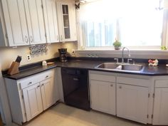 after countertop, have to do backsplash yet.
