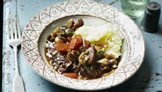 For Boxing Day lunch - BBC - Food - Recipes : Rich beef and mushroom stew