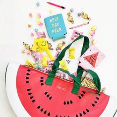 watermelon cooler bag!