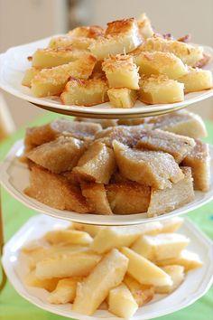 Fijian recipes cake