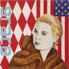 Grace Kelly Serie PopArt