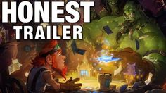 HEARTHSTONE (Honest Game Trailers) - http://goo.gl/S1GpX5