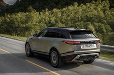 レンジローバー ヴェラール|Range Rover Velar