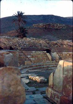Bulla Regia (بولا ريجيا) est un site archéologique situé dans le nord-ouest de la Tunisie, plus précisément au lieu-dit anciennement dénommé Hammam-Derradji — ce toponyme fixé par l'archéologue, diplomate et membre de l'Institut de France, Charles-Joseph Tissot, n'étant plus usité depuis Gilbert Charles-Picard1 — à 5 kilomètres au nord de Jendouba.