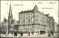 Classic Architecture, Vienna, Austria, German, Louvre, History, Travel, Vintage, Historical Pictures