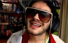 mi bebe cantando reggaeton