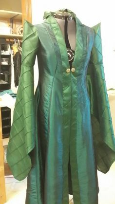 McGonagall's Dress Robes movie replica Perfect by TonyBudsSewing