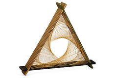 Pyramid String Art o