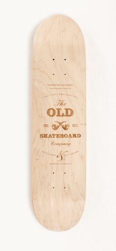 old skateboard company