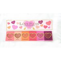 413- Too faced love flush